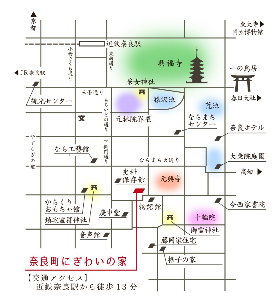 naramachi-map